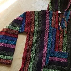 Vintage Vel Mex Hoodie/jacket /sweater